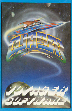 Quasar - Commodore 64 | Retro1UP Game