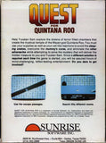 Quest For Quintana Roo - Atari 2600 | Retro1UP Game