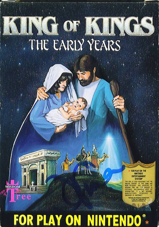 The King of Kings: The Early Years - NES | Retro1UP Game