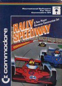 Rally Speedway - Commodore 64 | Retro1UP Game