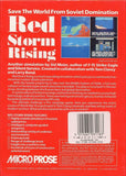 Red Storm Rising - Commodore 64 | Retro1UP Game