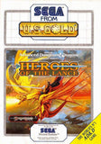 Heroes of the Lance - Sega Master System | Retro1UP Game