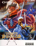 Crossed Swords - NeoGeo | Retro1UP Game