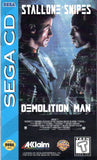 Demolition Man - Sega CD | Retro1UP Game