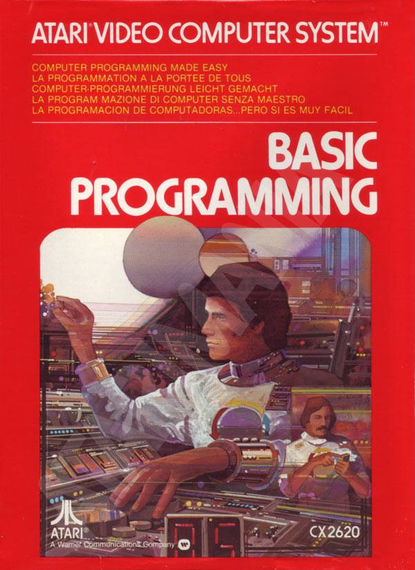 BASIC Programming - Atari 2600 | Retro1UP Game