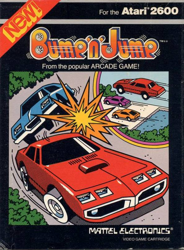 Bump 'n' Jump - Atari 2600 | Retro1UP Game