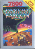 Desert Falcon - Atari 7800 | Retro1UP Game
