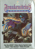 Frankenstein's Monster - Atari 2600 | Retro1UP Game