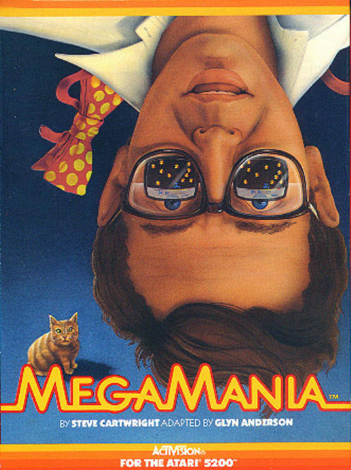 Megamania - Atari 5200 | Retro1UP Game