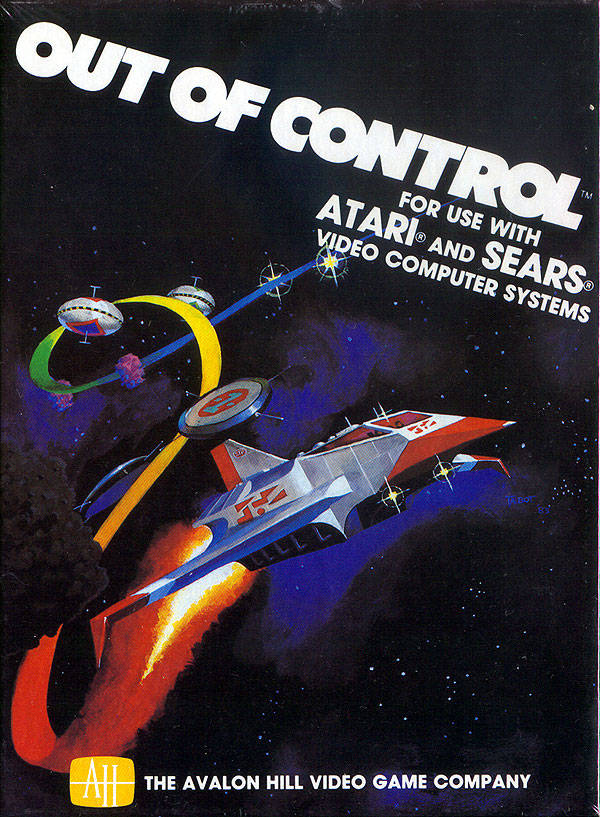 Out Of Control - Atari 2600 | Retro1UP Game