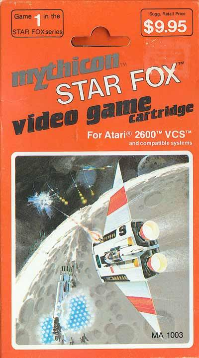 Star Fox - Atari 2600 | Retro1UP Game