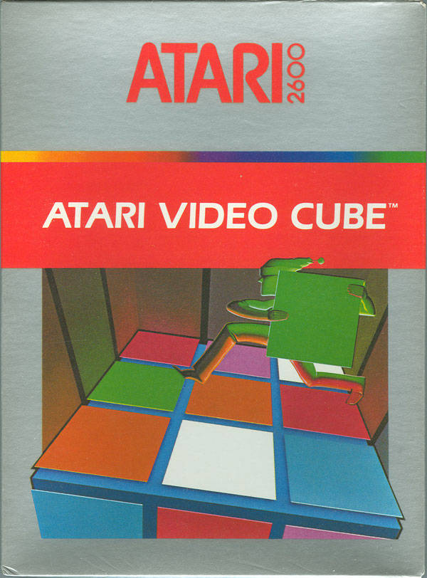 Atari Video Cube - Atari 2600 | Retro1UP Game