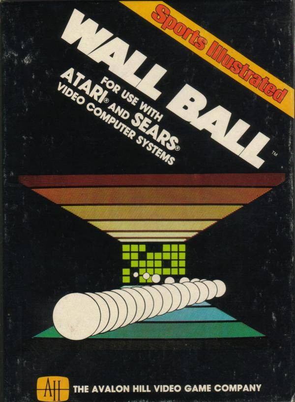 Wall Ball - Atari 2600 | Retro1UP Game