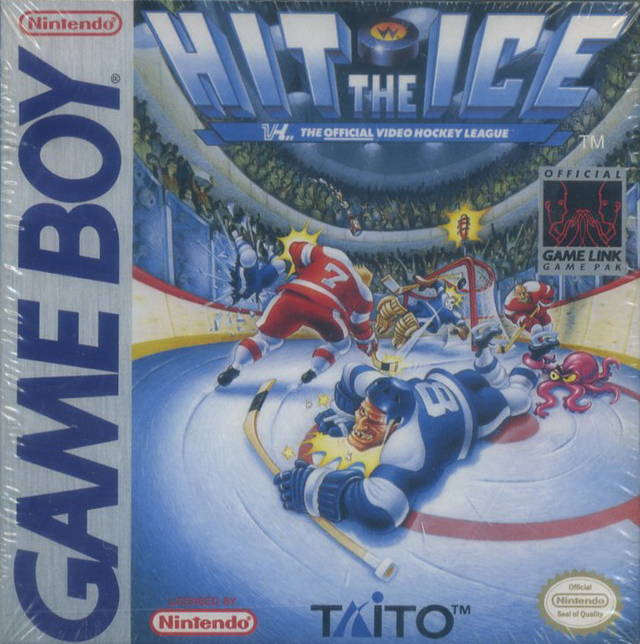 Hit the Ice - Game Boy | Retro1UP Game