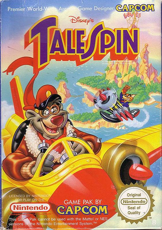 Disney's TaleSpin - NES | Retro1UP Game