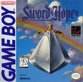 Sword of Hope II - Game Boy | Retro1UP Game