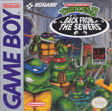 Teenage Mutant Ninja Turtles II: Back from the Sewers - Game Boy | Retro1UP Game