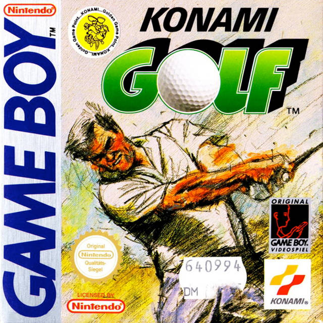 Ultra Golf - Game Boy | Retro1UP Game