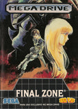 Final Zone - Genesis | Retro1UP Game