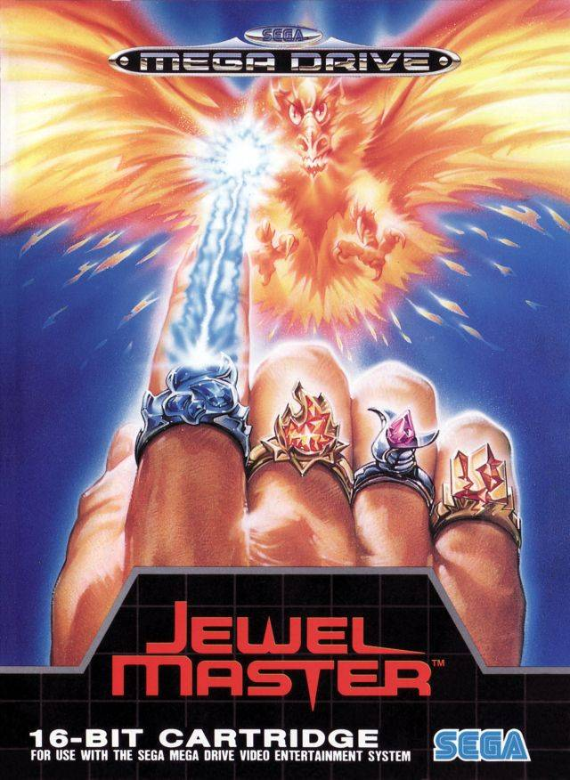 Jewel Master - Genesis | Retro1UP Game