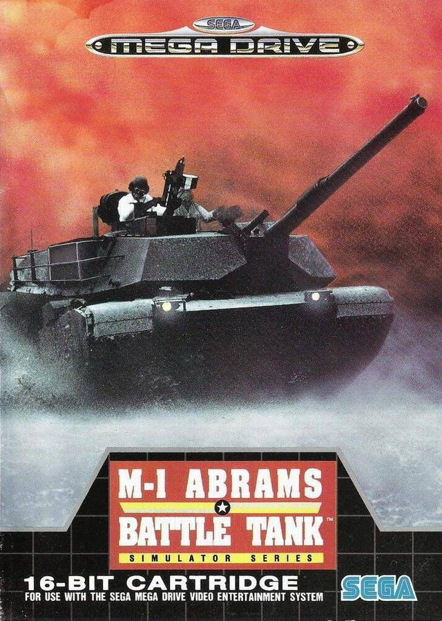 M-1 Abrams Battle Tank - Genesis | Retro1UP Game