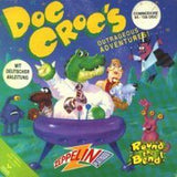 Doc Croc's Outrageous Adventures - Commodore 64 | Retro1UP Game