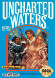 Uncharted Waters - Genesis | Retro1UP Game