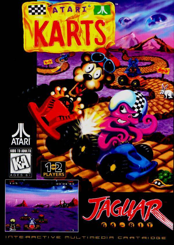 Atari Karts - Jaguar | Retro1UP Game