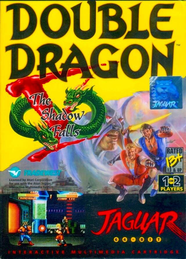 Double Dragon V: The Shadow Falls - Jaguar | Retro1UP Game