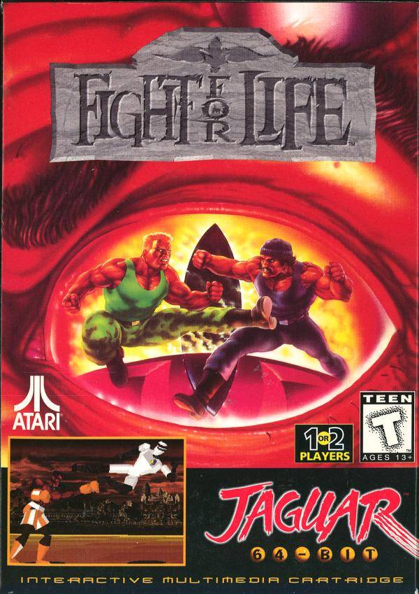 Fight For Life - Jaguar | Retro1UP Game