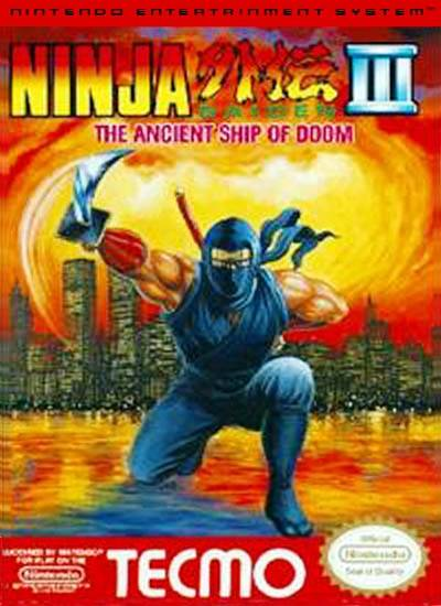 Ninja Gaiden III: The Ancient Ship of Doom - NES | Retro1UP Game