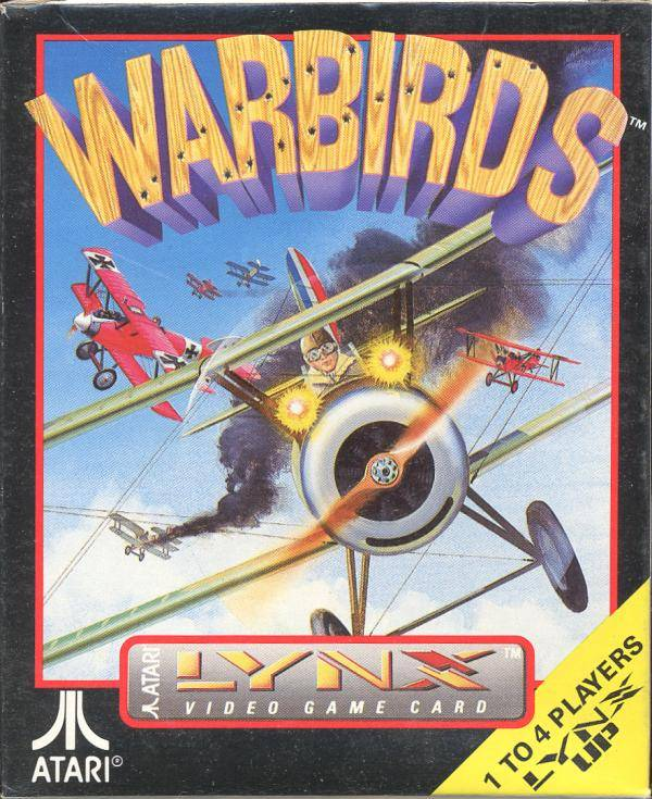Warbirds - Lynx | Retro1UP Game