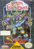 Conquest of the Crystal Palace - NES | Retro1UP Game