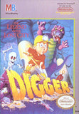 Digger T. Rock: The Legend of the Lost City - NES | Retro1UP Game