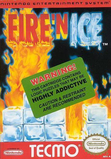 Fire'n Ice - NES | Retro1UP Game