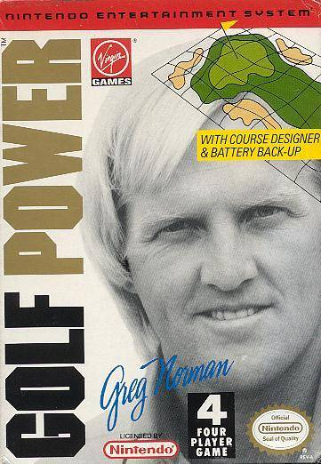 Greg Norman's Golf Power - NES | Retro1UP Game