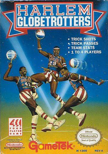 Harlem Globetrotters - NES | Retro1UP Game