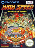 High Speed - NES | Retro1UP Game