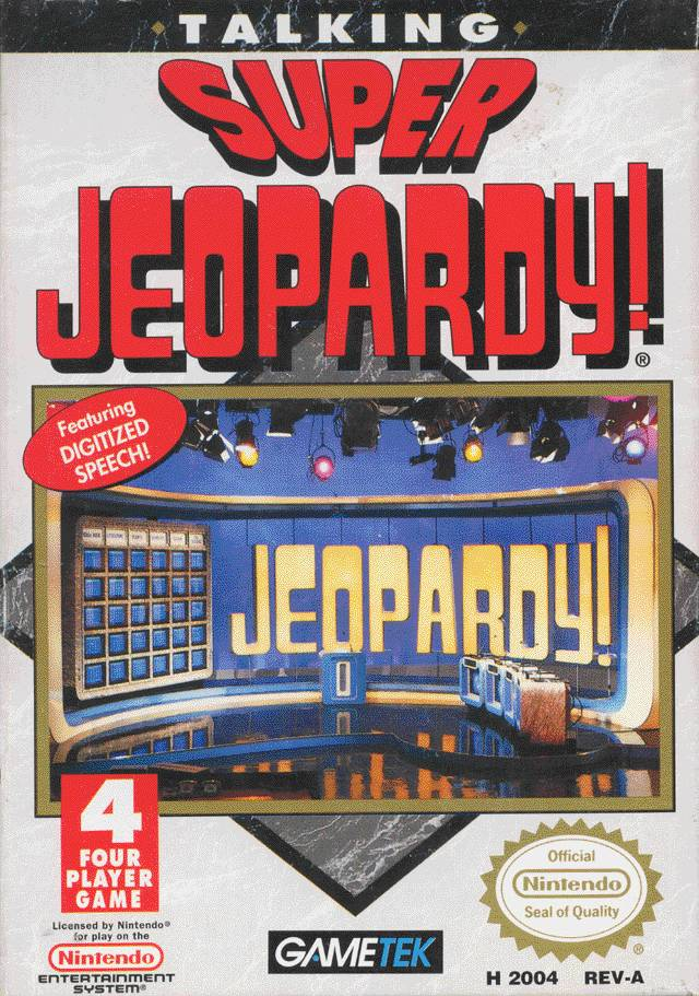 Super Jeopardy! - NES | Retro1UP Game