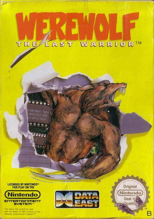 Werewolf: The Last Warrior - NES | Retro1UP Game