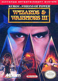 Wizards & Warriors III: Kuros: Visions of Power - NES | Retro1UP Game