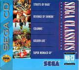 Sega Classics Arcade Collection (5-in-1) - Sega CD | Retro1UP Game