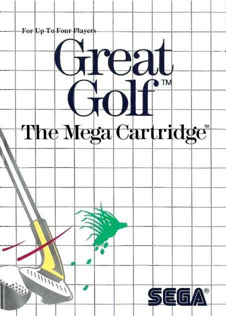 Great Golf - Sega Master System | Retro1UP Game