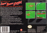 Super Bases Loaded - Super Nintendo | Retro1UP Game