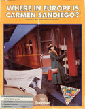 Where in Europe is Carmen Sandiego? - Commodore 64 | Retro1UP Game