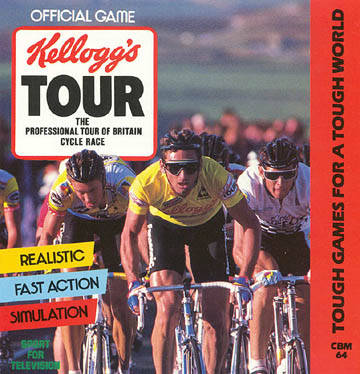 Kellogg's Tour 1988 - Commodore 64 | Retro1UP Game