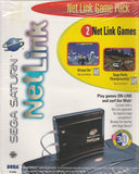 Net Link Game Pack - Saturn | Retro1UP Game
