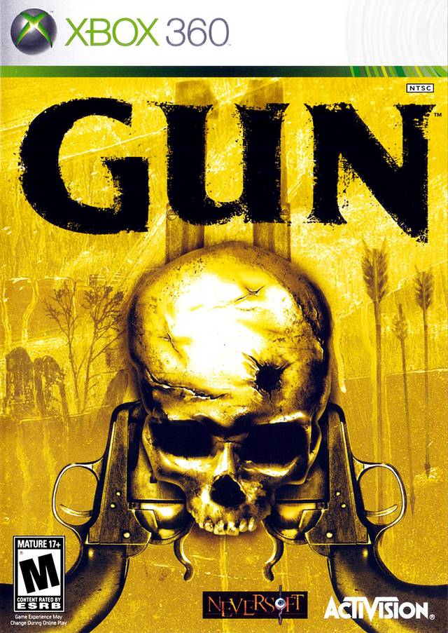 Gun - Xbox 360 | Retro1UP Game