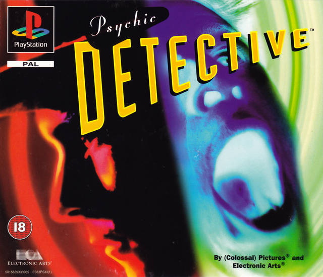 Psychic Detective - PlayStation | Retro1UP Game