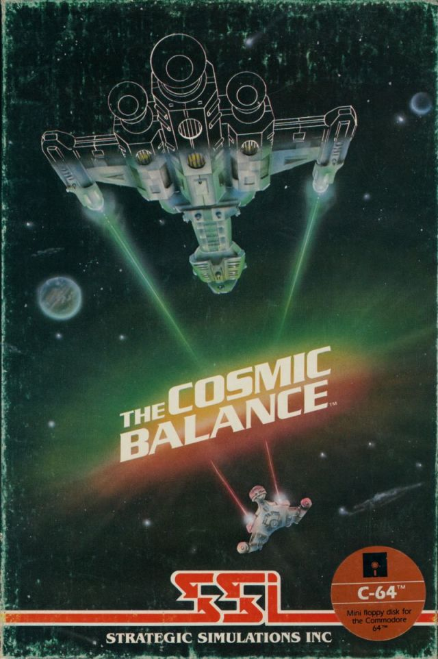 The Cosmic Balance - Commodore 64 | Retro1UP Game